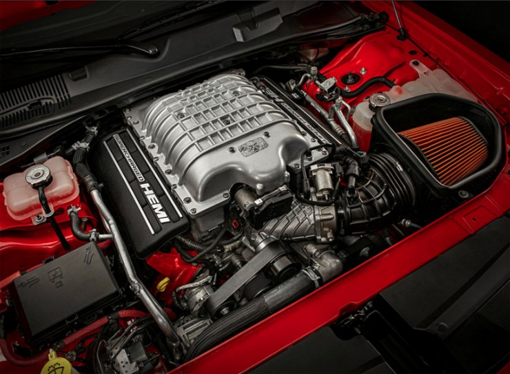 The New 2018 Dodge Demon Is A Supercharged Beast Of A Car - 08.