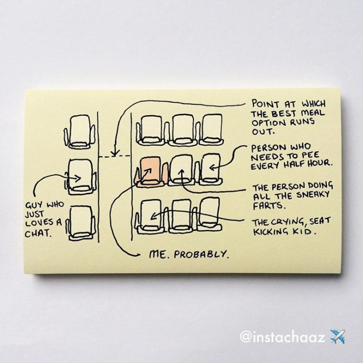 Chaz Hutton Creates Funny Sticky Notes Summarizing The Pains Of Adulthood 12. width=