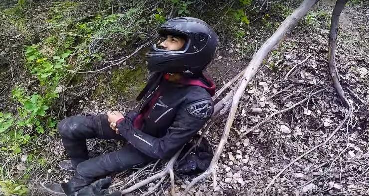 motorcycle crash - 01