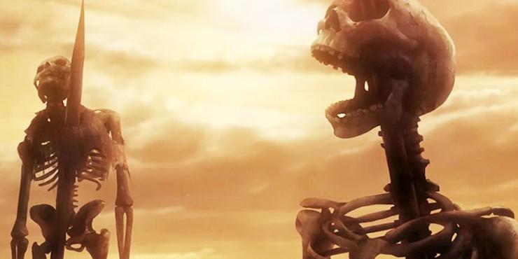 Castlevania trailer Anime.