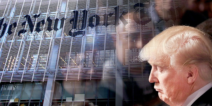 Donald Trump Song New York Times.