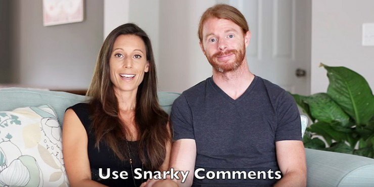 JP Sears Hilarious Passive Aggressive Relationship Advice feature.