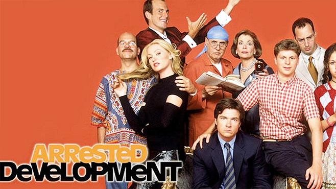 Netflix Originals Arrested Development.