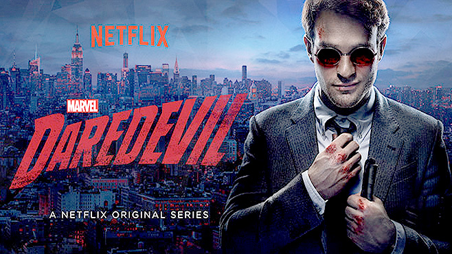 Netflix Originals Daredevil.