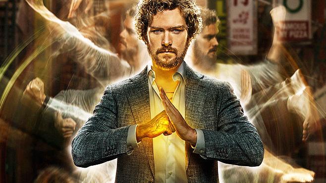 Netflix Originals Iron Fist.