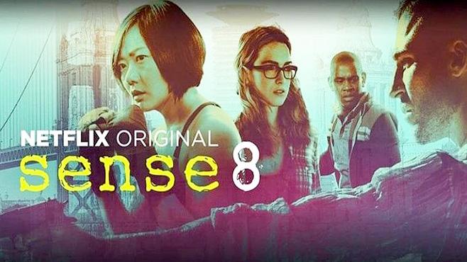 Netflix Originals Sense8