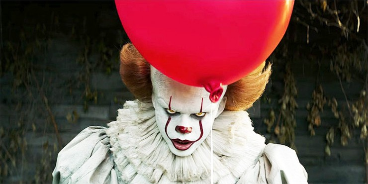 New IT Movie Trailer Gives Chilling Closer Look at Pennywise Feature.