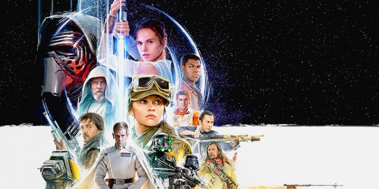 Rogue One vs The Force Awakens Lessons from the Screenplay.