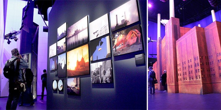 The Pink Floyd Exhibition Their Mortal Remains Animals 01.
