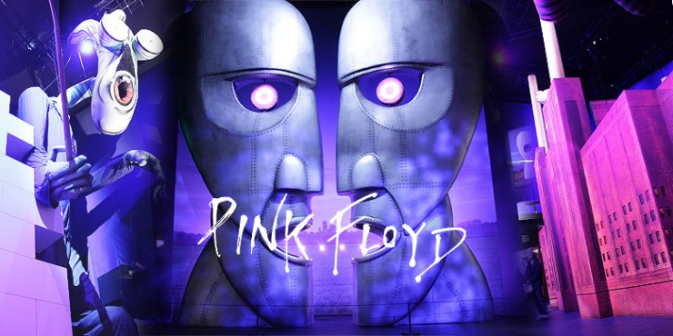 The Pink Floyd Exhibition Their Mortal Remains Feature.