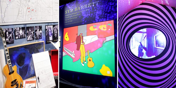 The Pink Floyd Exhibition Their Mortal Remains Review 04.