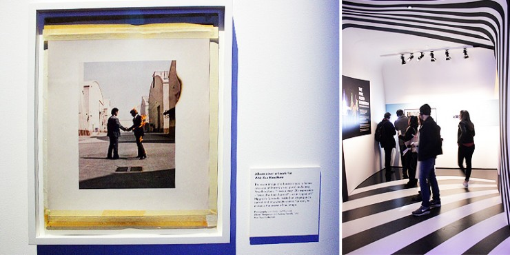 The Pink Floyd Exhibition Their Mortal Remains Review Storm Thorgerson 03.