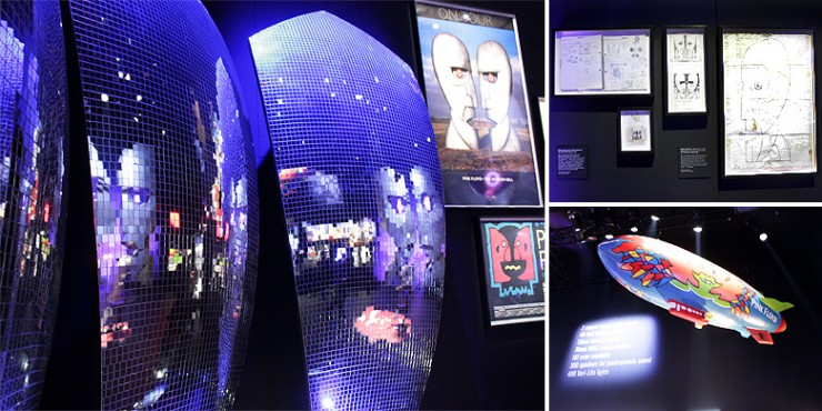 The Pink Floyd Exhibition Their Mortal Remains The Division Bell 02.