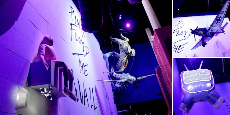 The Pink Floyd Exhibition Their Mortal Remains The Wall 02.