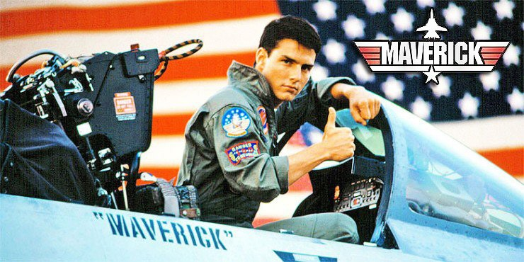 Top-gun-2 - Top Gun Maverick.