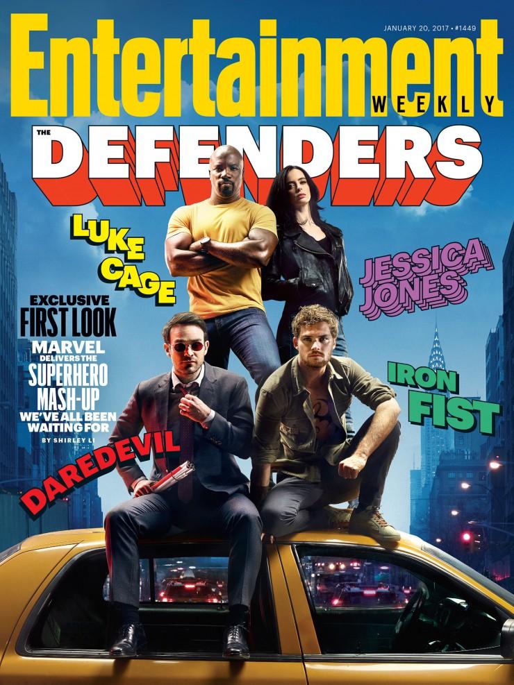 Marvel The Defenders Release Date Netflix Trailer Cast 01