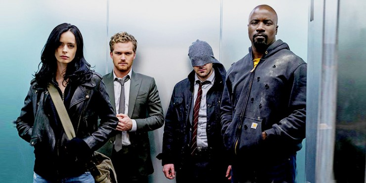 Marvel The Defenders New Netflix Trailer.