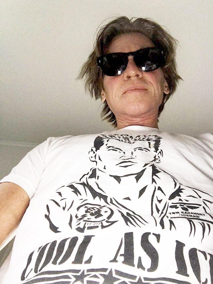 Top Gun 2 Val Kilmer.