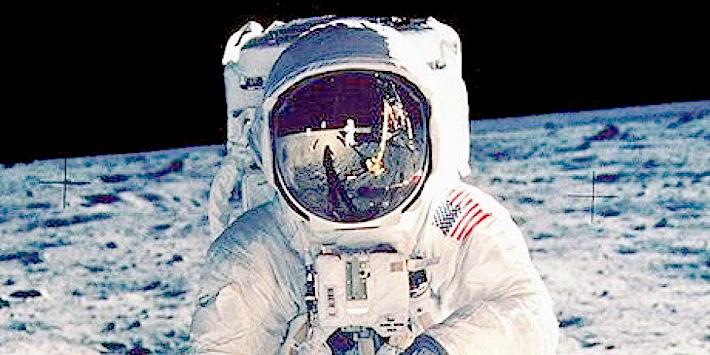 Apollo Moon Landing Feature.