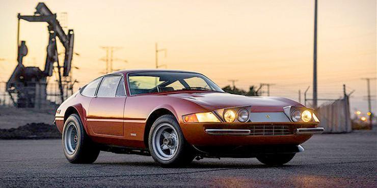 Ferrari Daytona 365 GTB4 Feature