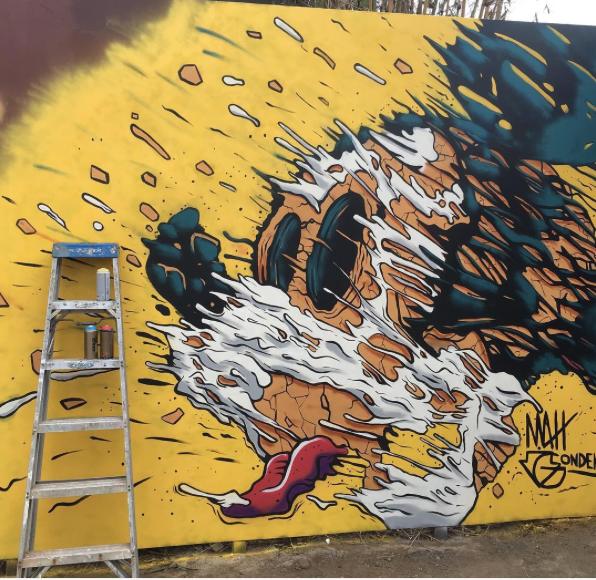 Graffiti Art 08.