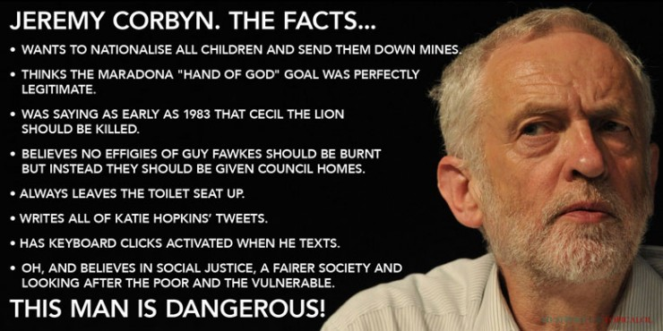 The Truth About Jeremy Corbyn Facts.