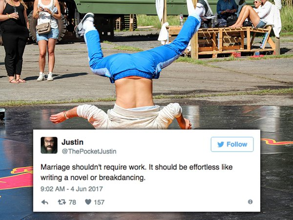 Funny Tweets About Married Life 02.