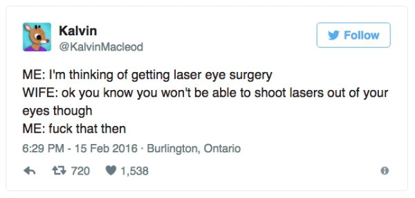 Funny Tweets About Married Life 04.