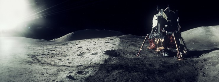Apollo Moon Landing 03.