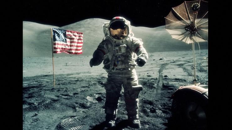 Apollo Moon Landing 05.