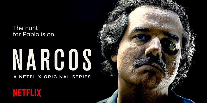 narcos Pablo Escobar.