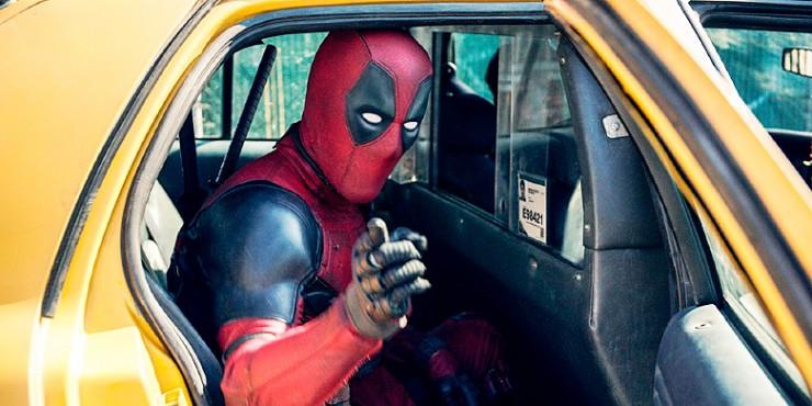 Ryan Reynolds Deadpool 2 Sequel.