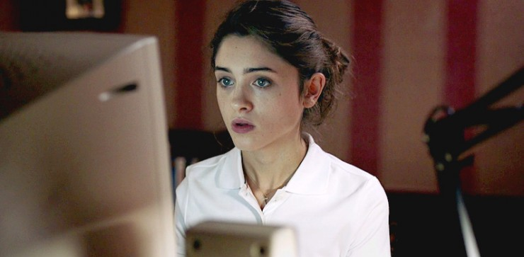 AOL Chat Rooms Natalia Dyer 02.