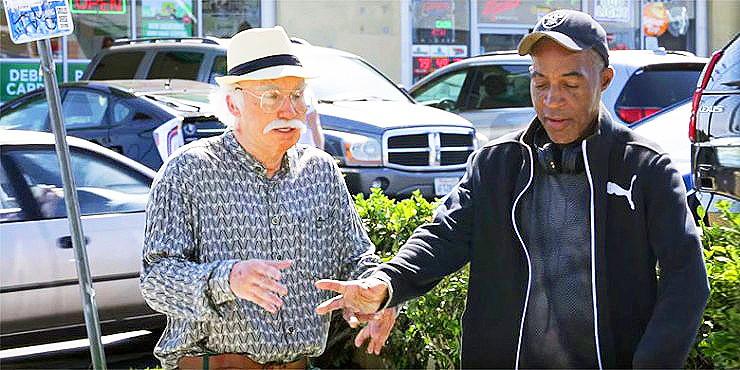 BigDawsTv Beatboxing Grandpa.