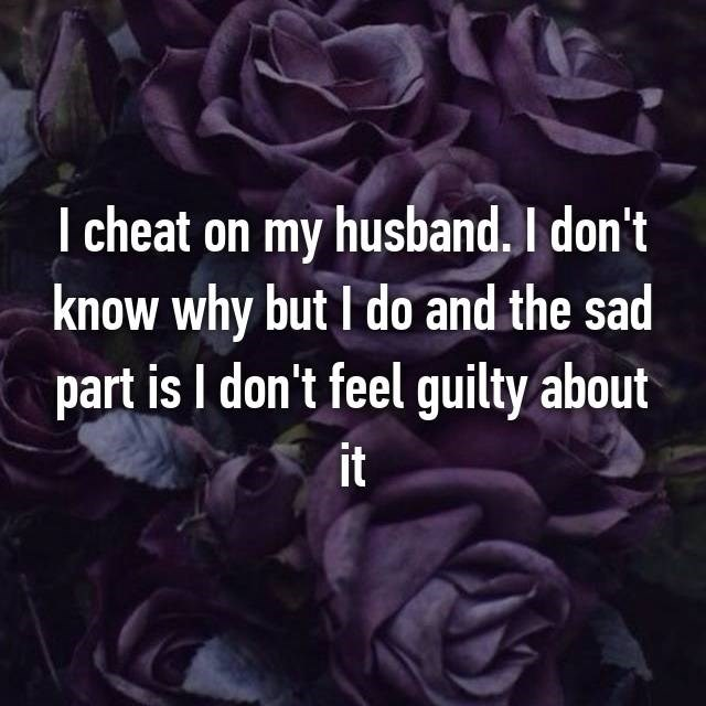 Cheating Spouse Confessions 01.