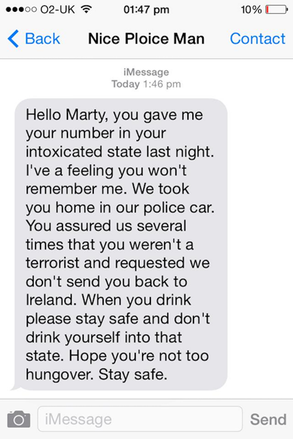 Funny Drunk Texts From Last Night 03.