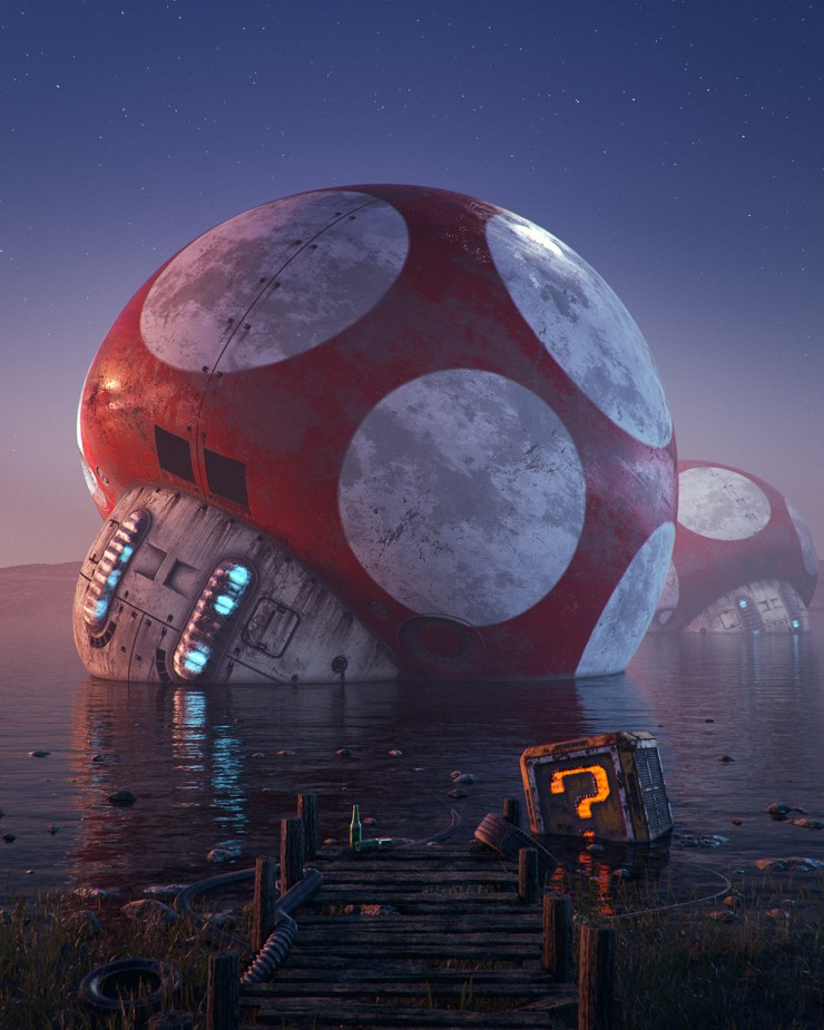 Post Apocalyptic Pop Culture Filip Hodas 03.