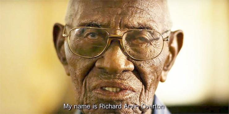 Oldest WW2 Veteran Richard Overton.