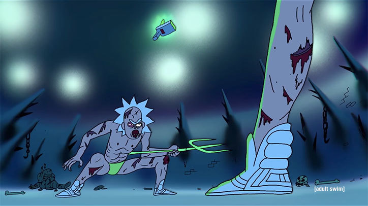 season 3 rick and morty Exquisite Corpse 05.