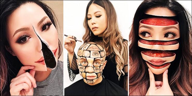 Makeup Artist Mimi Choi.