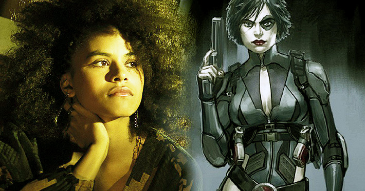 zazie beetz Domino Deadpool 23.