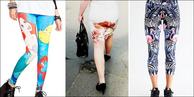Bad fashion fails.