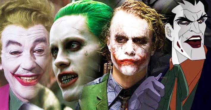 Joker Origin Movie.