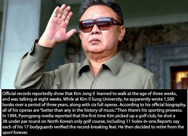 Crazy Facts About North Korea 04.