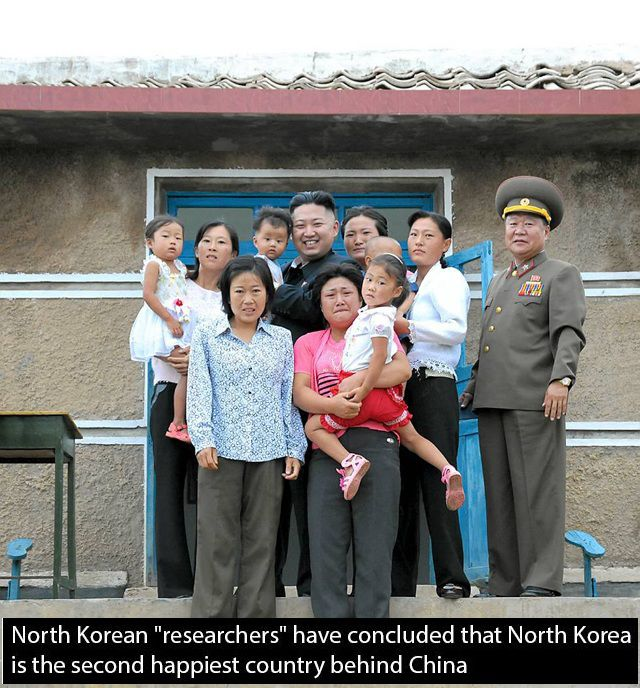 Crazy Facts About North Korea 08.