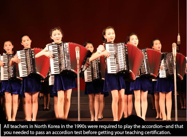 Crazy Facts About North Korea 09.