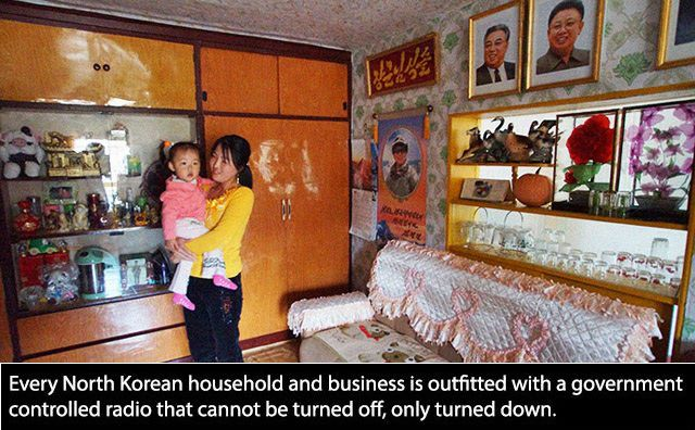 Crazy Facts About North Korea 11.