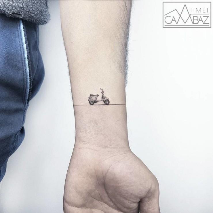 cute small tattoos 01.