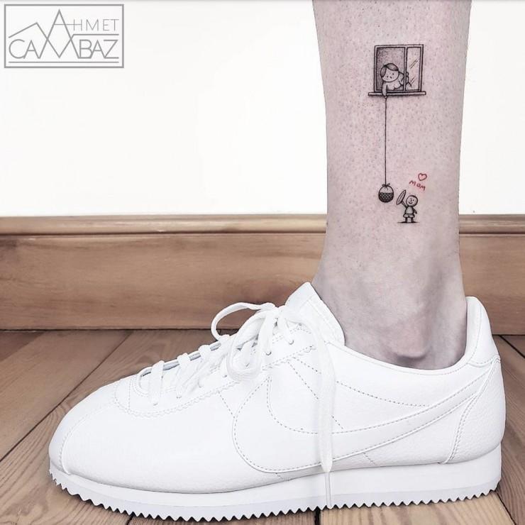 cute small tattoos 10.