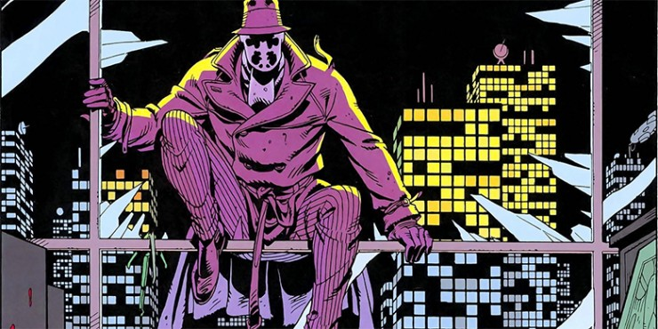 Damon Lindelof Watchmen HBO TV Series Pilot 01.